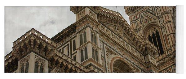 Santa Maria Del Fiore - Florence - Italy Yoga Mat