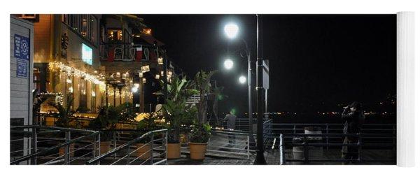 Santa Monica Pier Yoga Mat