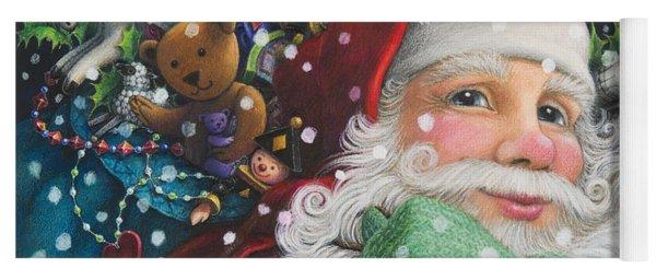 Santa's Toys Yoga Mat