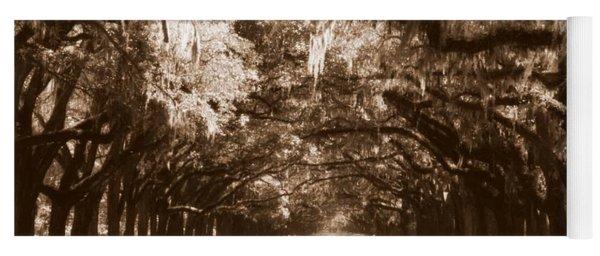 Savannah Sepia - The Old South Yoga Mat