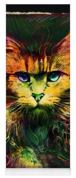 Schrodinger's Cat Yoga Mat