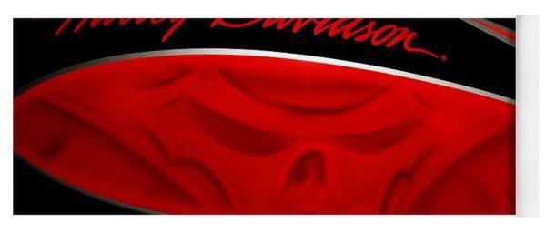 Harley Boo Yoga Mat