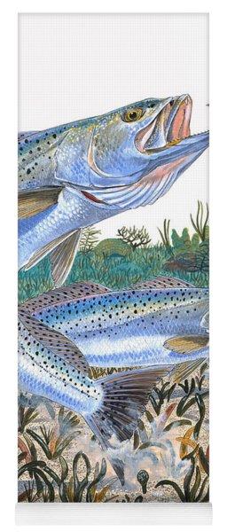 Sea Trout Yoga Mat