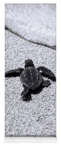 Sea Turtle Yoga Mat