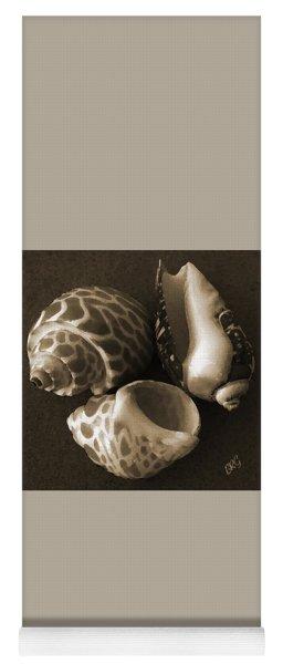 Seashells Spectacular No 1 Yoga Mat
