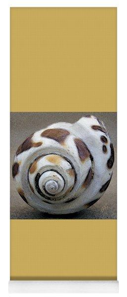 Seashells Spectacular No 2 Yoga Mat