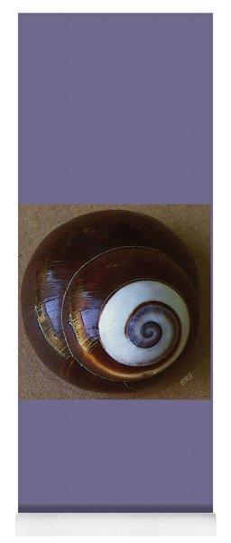 Seashells Spectacular No 26 Yoga Mat