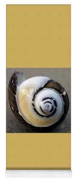 Seashells Spectacular No 3 Yoga Mat