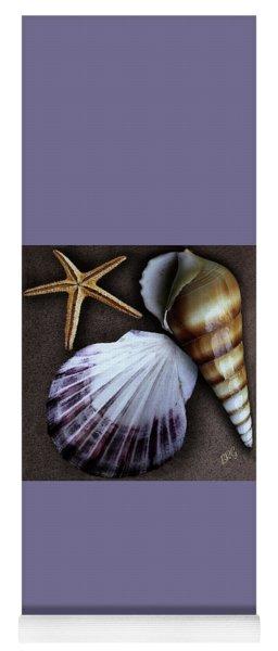 Seashells Spectacular No 37 Yoga Mat