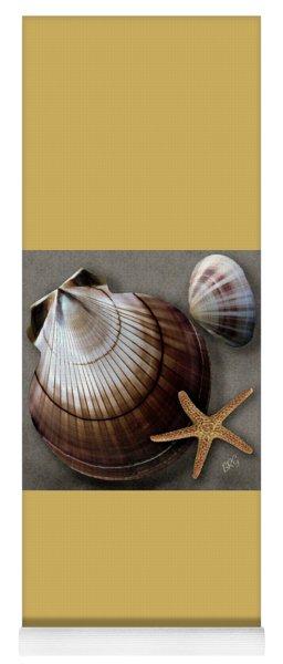Seashells Spectacular No 38 Yoga Mat