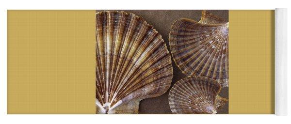 Seashells Spectacular No 7 Yoga Mat