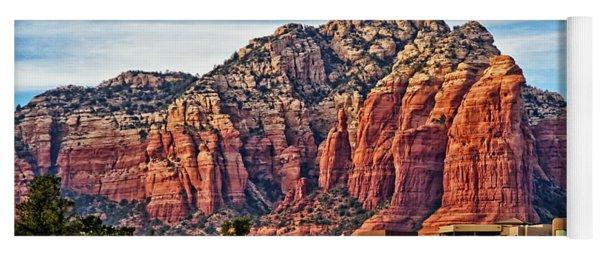 Sedona Arizona Red Rock Yoga Mat