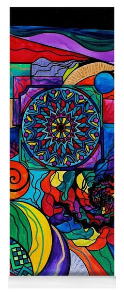 Self Exploration Yoga Mat