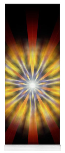 Seven Sistars Of Light Yoga Mat