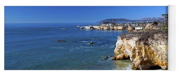 Shell Beach California Yoga Mat