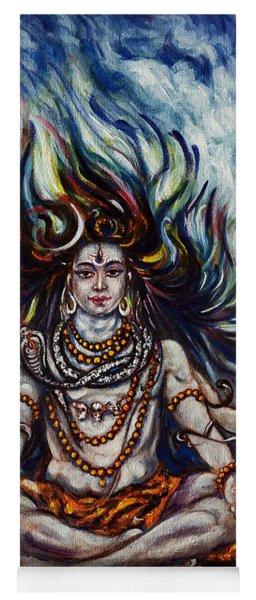 Shiva - Ganga - Harsh Malik Yoga Mat