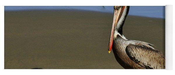 Shy Pelican Yoga Mat