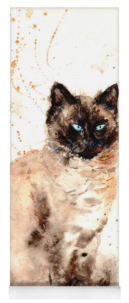 Siamese Beauty Yoga Mat