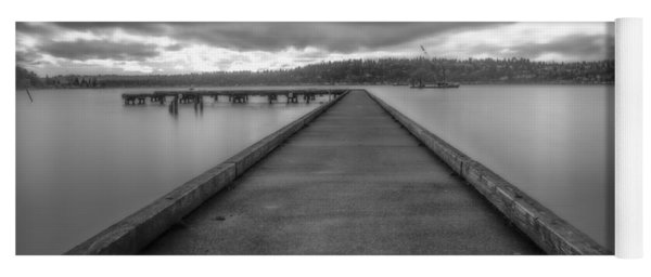 Silent Dock Yoga Mat