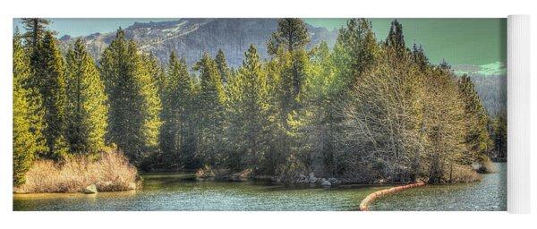 Silver Lake 3 Yoga Mat