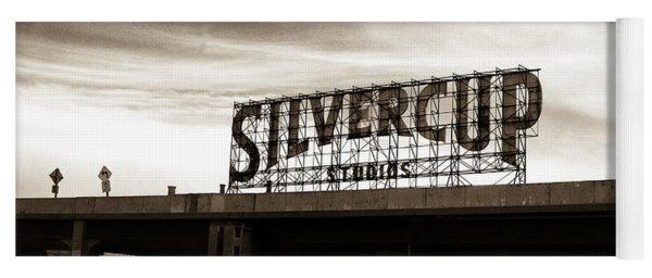 Silvercup Studios Yoga Mat