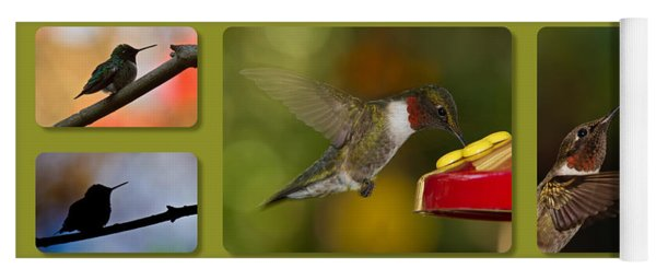 Yoga Mat featuring the photograph Simply Sipping by Robert L Jackson