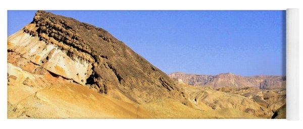 Sinai Desert  Yoga Mat