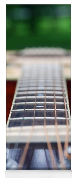 Six String Music Yoga Mat