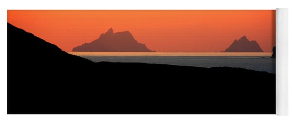 Skellig Islands  Yoga Mat