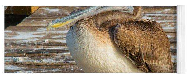 Sleepytime Pelican II Yoga Mat