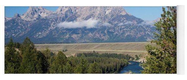 Snake River Overlook Yoga Mat