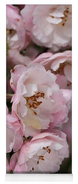 Soft Blossom Yoga Mat