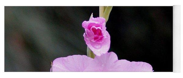 Soft Pink Glad Yoga Mat