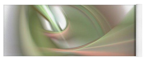 Soft Reflection Yoga Mat
