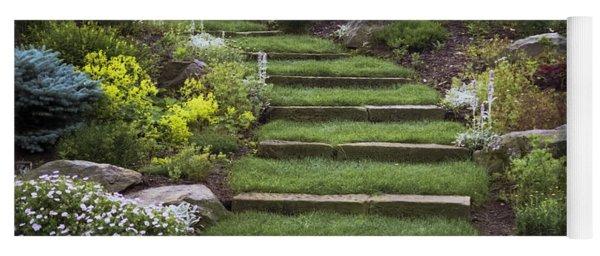 Soft Stairs Yoga Mat