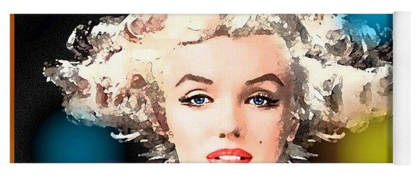 Marilyn - Some Like It Hot Yoga Mat
