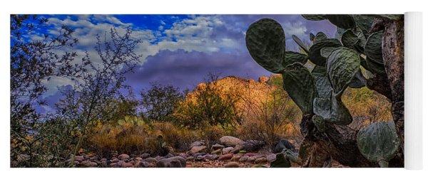 Sonoran Desert 54 Yoga Mat