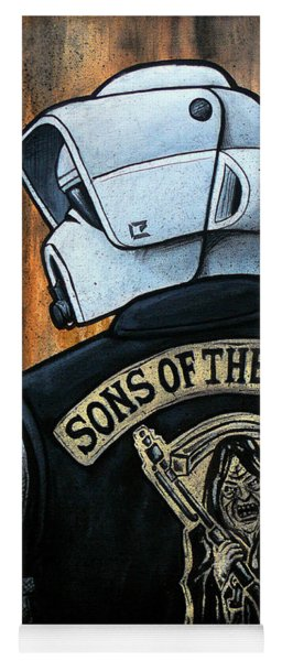 Sons Of The Empire Yoga Mat