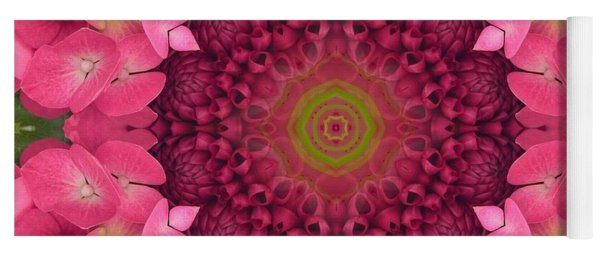 Soul Sister Mandala Yoga Mat