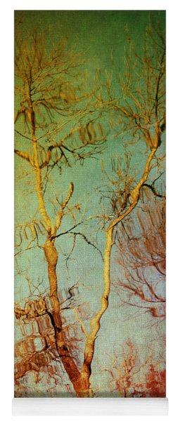 Souls Of Trees Yoga Mat