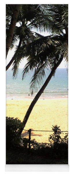 South Beach - Miami Yoga Mat