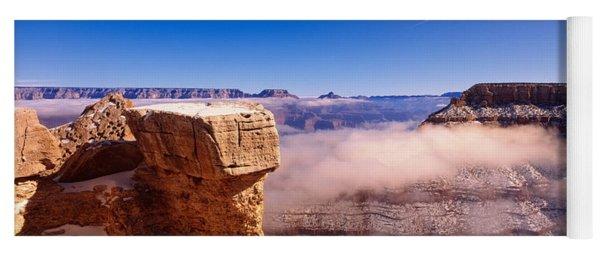 South Rim Grand Canyon National Park Yoga Mat