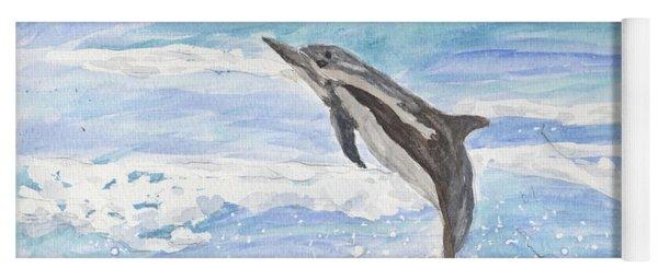 Spinner Dolphin Yoga Mat