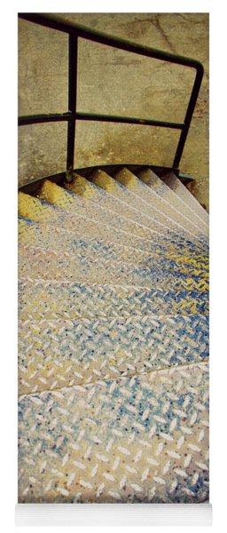 Spiral Stairs Yoga Mat