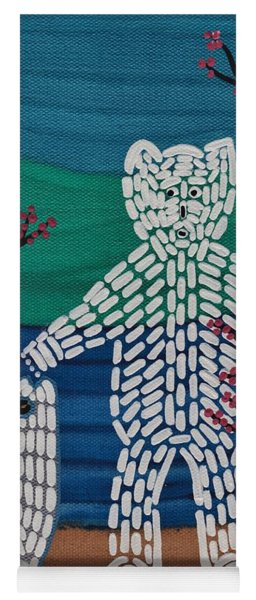 Spirit Bear Bella Coola Yoga Mat