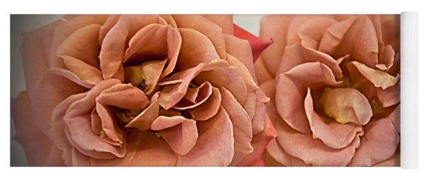 Spirit Dance Roses Art Prints Yoga Mat