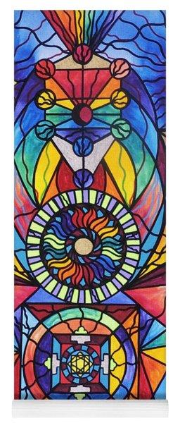 Spiritual Guide Yoga Mat