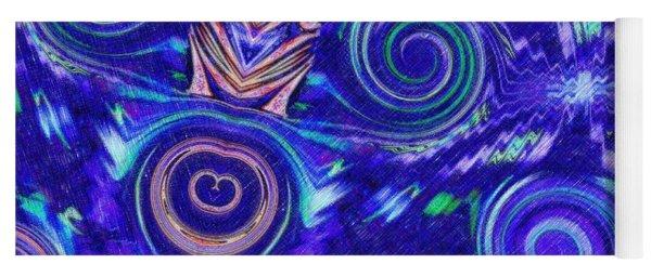 Spiritual Waters Yoga Mat