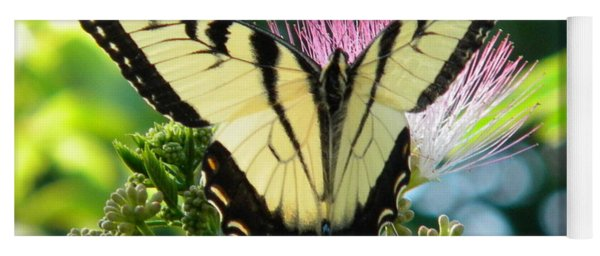 Southern Butterfly Yoga Mat