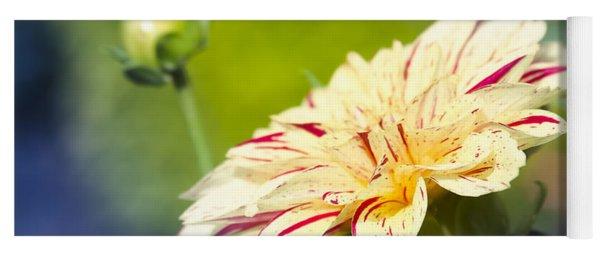 Spring Dream Jewel Tones Yoga Mat